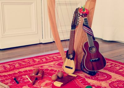 eveil musical instruments