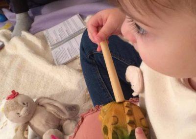 bebe instrument eveil